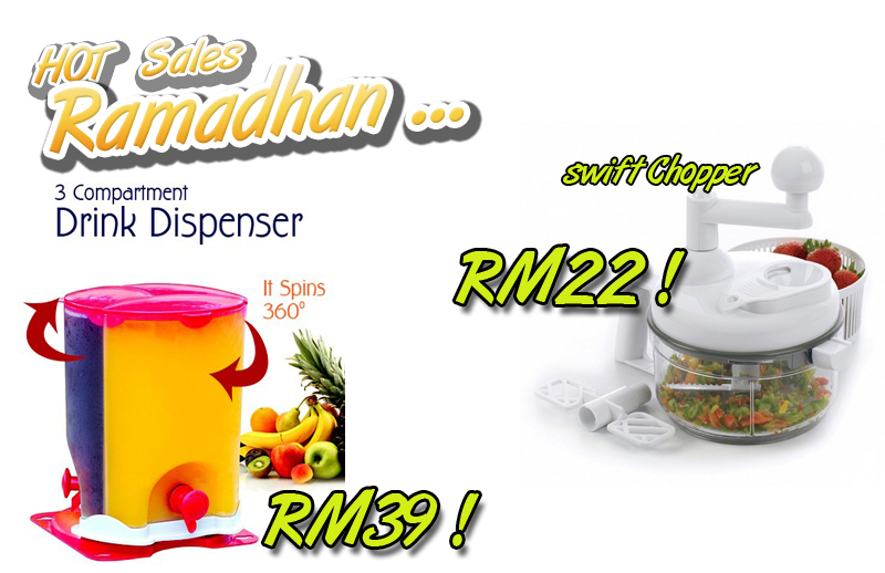 Ramadhan Hot Item