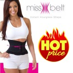 Miss Belt Waist Trainer Black Color