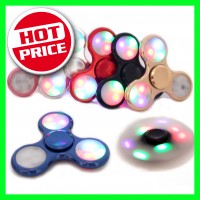 LED Light Fidget Spinner Finger