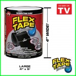 "FLEX TAPE 4"" WIDE"