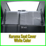 Kuruma Seat Cover Car Vehichle
