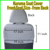 Kuruma Seat Cover Car Vehichle